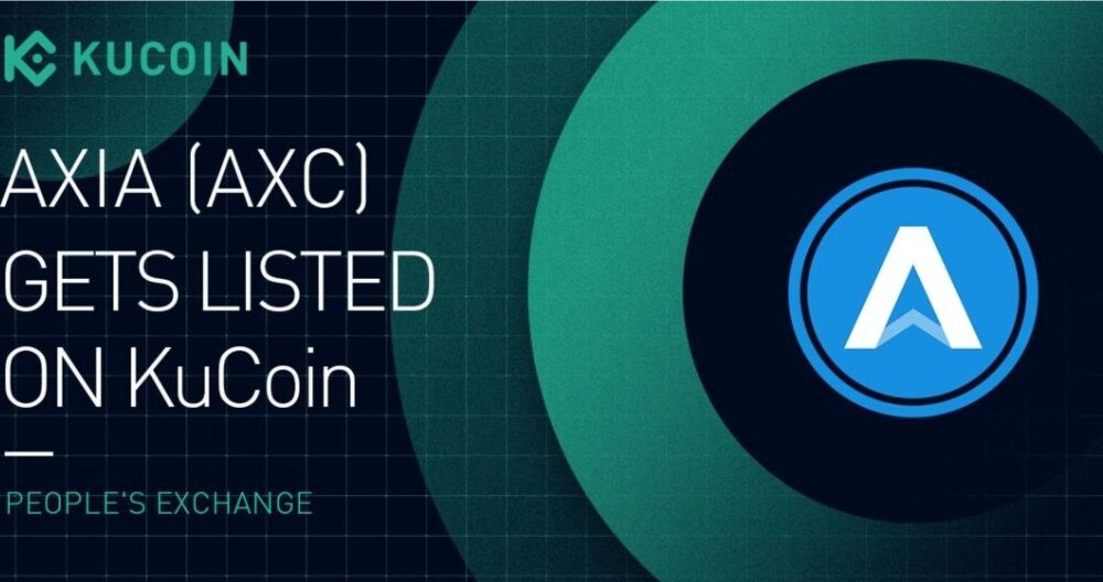 AXIA Coin launch on KuCoin signals new contender in the digital currency space