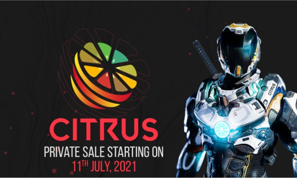 Citrus: Integrating the gaming sector with blockchain advancements