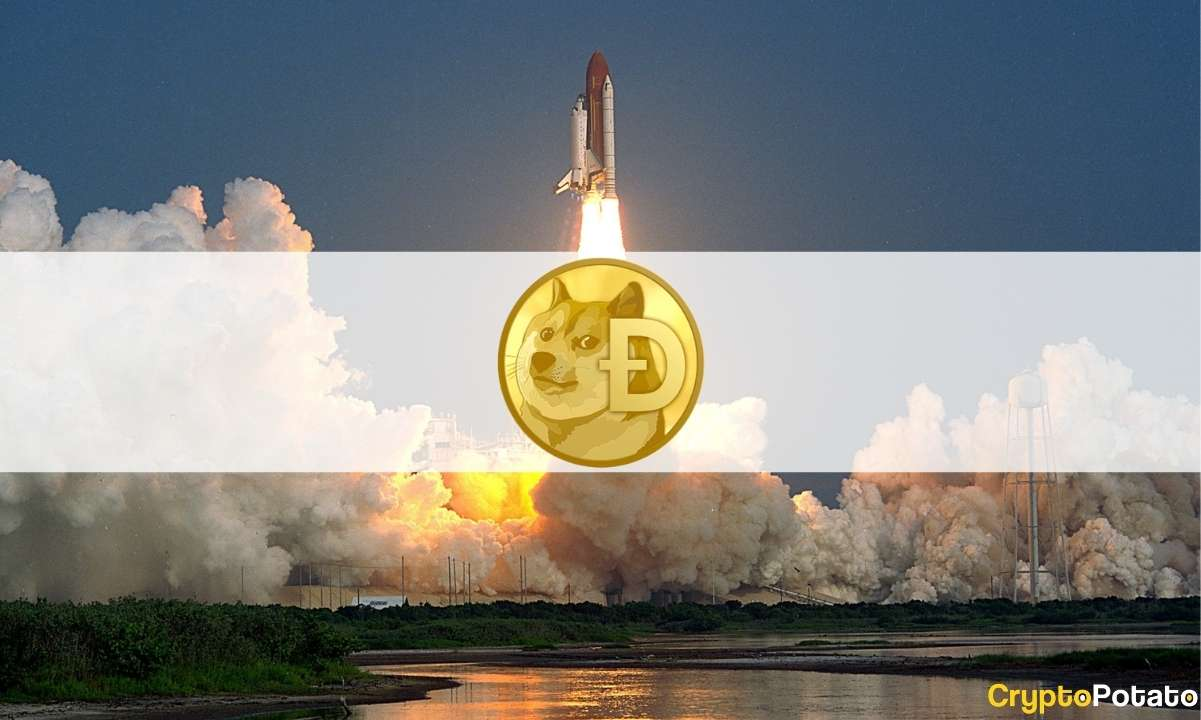 Dogecoin Surges 10% as Elon Musk Puts Doge Eyes on Twitter