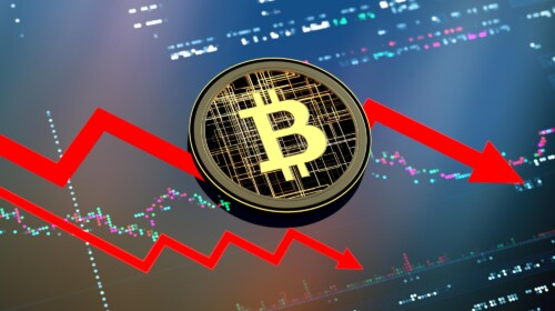 Here's How Bitcoin Could Crash To $28K, On-Chain Data Shows