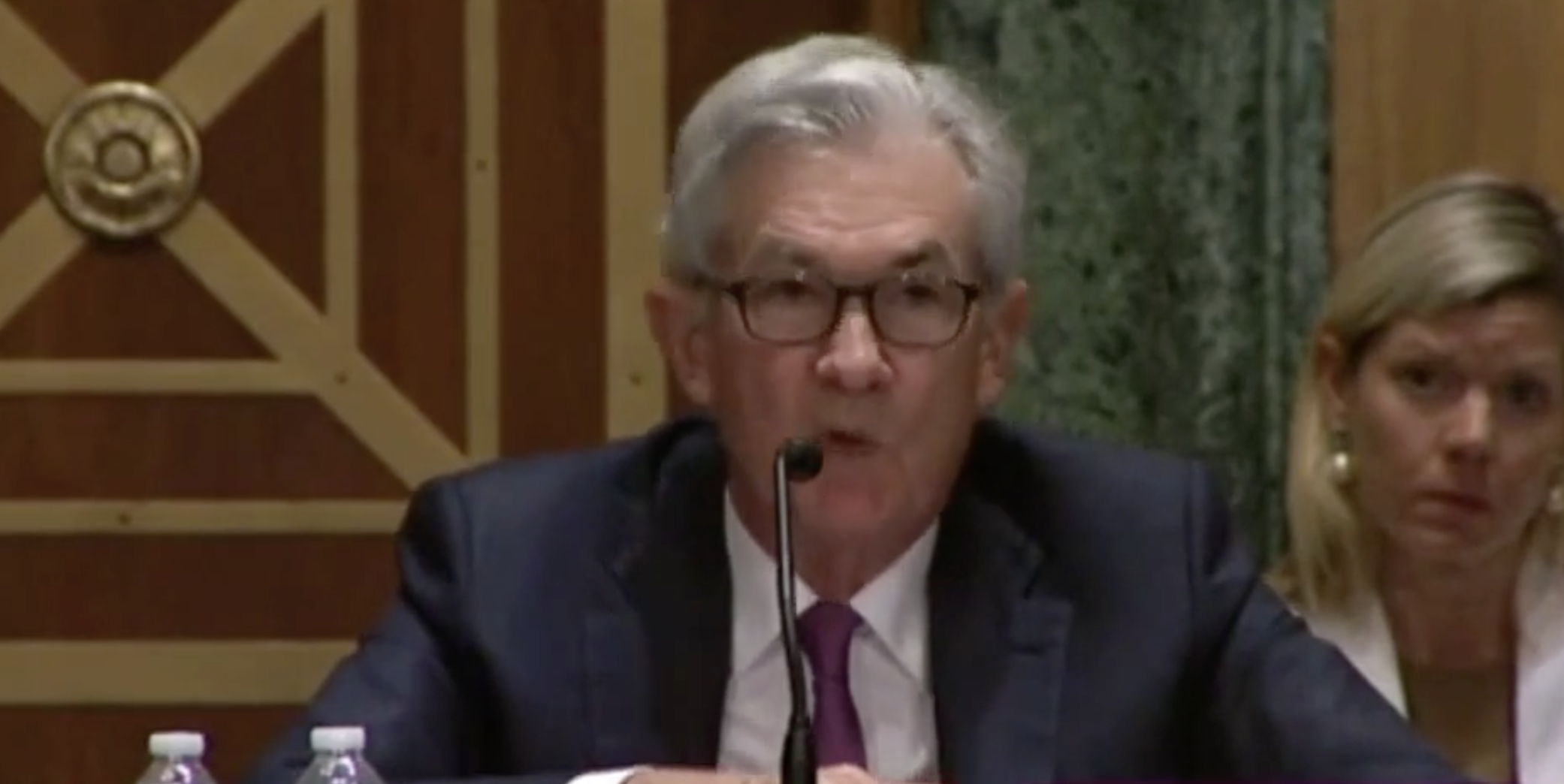 """""""Legitimately Undecided"""" on e-Dollar Says Powell, Claims it Would Make Bitcoin Unnecessary – Trustnodes"""