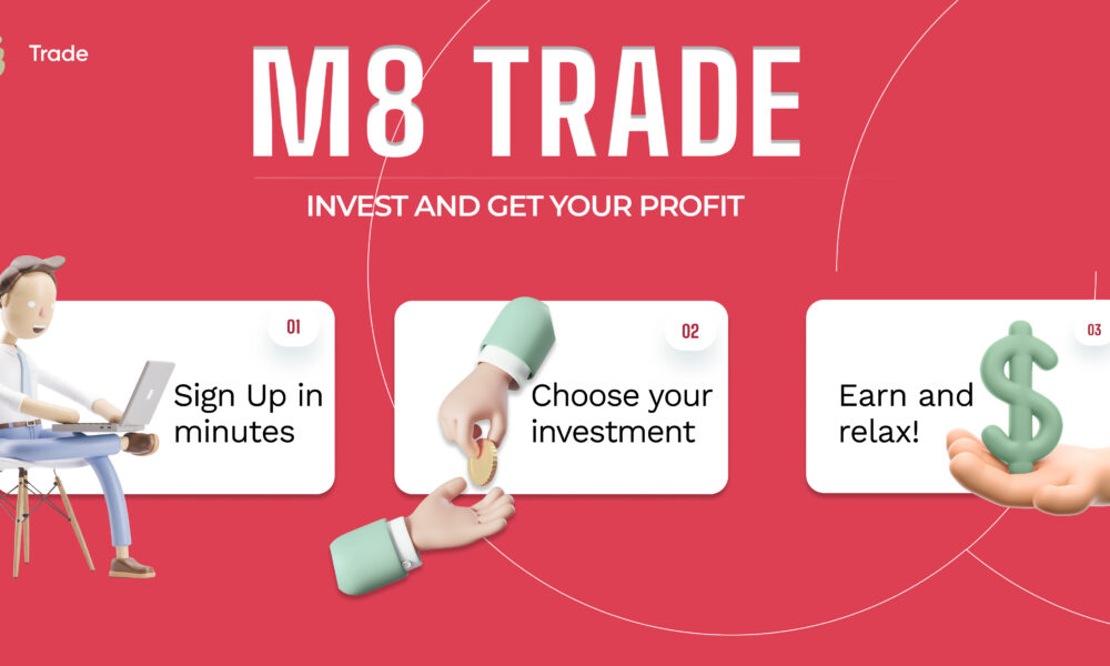 M8Trade - A trusted authority in digital currency investing