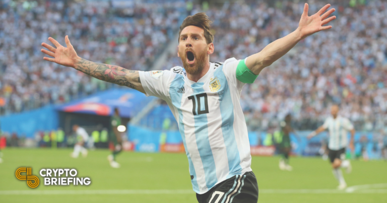 Lionel Messi Will Receive Crypto for Joining PSG