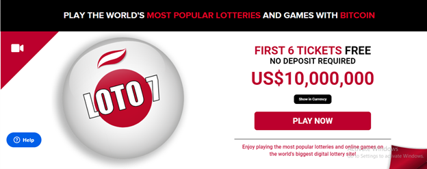 Shaping the Future of Online Lotteries Through Bitcoin